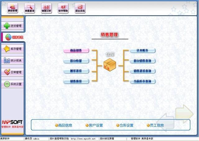销售管理系统