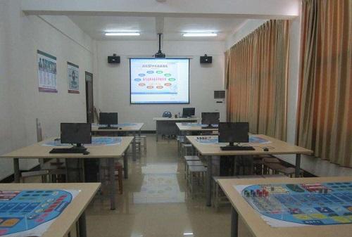 ERP沙盘模拟培训