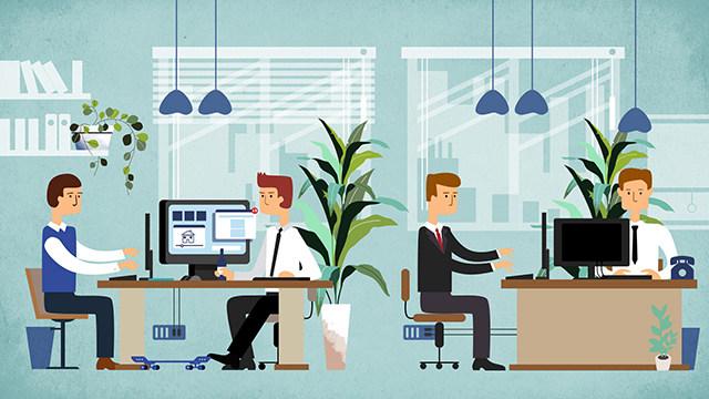 中小企业如何选择好用的OA办公系统?